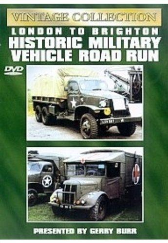 London to Brighton Historic Military Vehicle Road Run