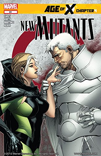 Download New Mutants (2009-2011) #23 (English Edition) B00ZN07SM0