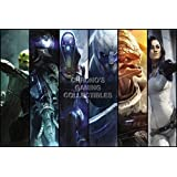 CGC Huge Poster - Mass Effect Crew PS3 XBOX 360 PC - MAS010 (24