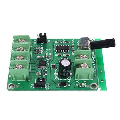 9V-12V DCブラシレスモータドライバボードセンサレスモ...
