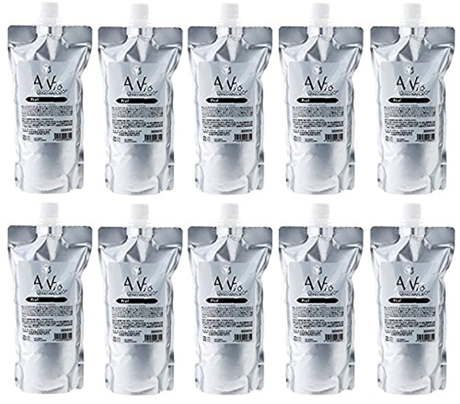詳細なガレージ社説中央有機化学 AW78 アメイジングウォーター プロフェッショナル 500ml レフィル 10個セット