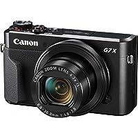 Canon Powershot G7X Mark II Digital Camera(G7XII) 3 Inch display,Black (Australian warranty)