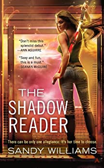 The Shadow Reader (A Shadow Reader Novel) by [Williams, Sandy]