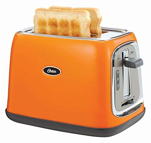 Oster アーバントースター オレンジ 冷凍パンも解凍できます