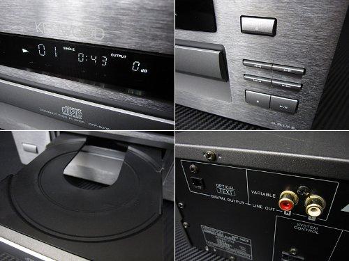KENWOOD ケンウッド K's DPF-5002 CDプレーヤー