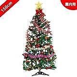 クリスマスツリー Eleovo クリスマスツリー 150 豊かなオーナメント 飾りセット付き