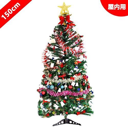 クリスマスツリー Eleovo クリスマスツリー 150cm...