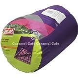 【Colemanコールマン】YOUTH COMFORT SMART SLEEPING BAG 子ども用寝袋【パープル】 ユーススリーピングバッグ 66×152.4cm キッズ寝袋 キャンプ用品