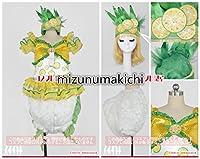 東京ディズニーシー(TDS) ミニーのトロピカルスプラッシュ 2016 デイジーダック お尻付き コスプレ衣装