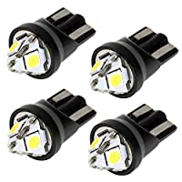 GEEP/GE8P MS-6 新タイプ 高輝度 拡散型 ショート T10 LED ポジション&ナンバー灯 ★★ 4個セット