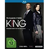 King (Complete Season 2) - 2-Disc Set