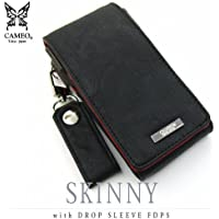 CAMEO SKINNY with DROP SLEEVE(スキニー ウィズ ドロップ スリーブ) ブラック×レッド ダーツケース