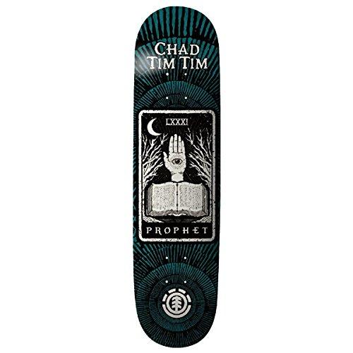 エレメント (element) メンズ スケートボード デッキ スケボー スケート af027010 af027-010 TimTim Tarot Card