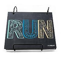BibFOLIO Race Bib Album |よだれかけホルダーby Gone For A Run | Inspire to Run黒板