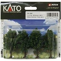 KATO Nゲージ ユリの木 緑 65mm 4本入 24-081 ジオラマ用品