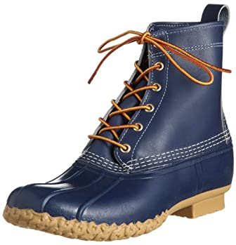 Bean Boots 8in 38-32-0030-593: Navy