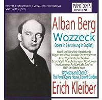 エーリヒ・クライバー指揮 ベルク:歌劇「ヴォツェック」