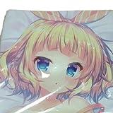 COMIC1☆11 蜂蜜少女 ご注文はうさぎですか シャロ 抱き枕カバー