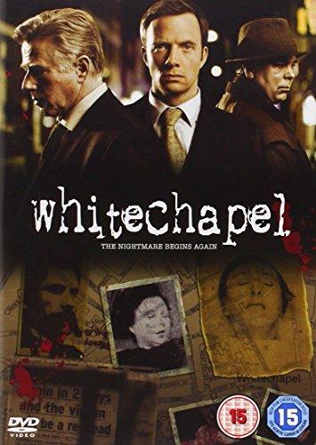 Whitechapel Series1/ホワイトチャペル シリーズ1[PAL-UK][リージョン2][日本語字幕無]の詳細を見る