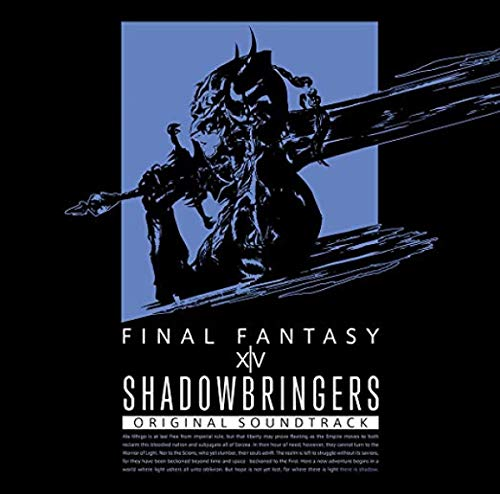 【初回仕様特典あり】SHADOWBRINGERS: FINAL FANTASY XIV Original Soundtrack 【映像付Blu-ray Discサウン...