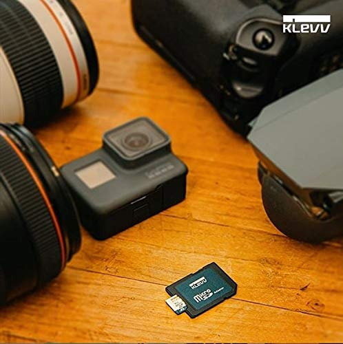 『KLEVV microSDXC 128GB UHS-I U3 V30 A2 最大読込:100MB/s 4K対応 Nintendo Switch 動作確認済 永久保証 K128GUSD6U3-CA』の7枚目の画像