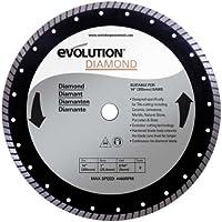 evolution(エボリューション) FURY 355mmダイヤモンドホイ-ル