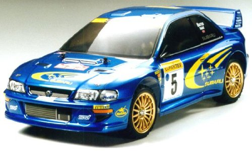 1/8 1/10 エンジンRCカーシリーズ 1/10 インプレッサ WRC '99