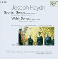 Haydn: Folksong Arrangements Vol. 3 - Scottish Songs, Welsh Songs (2006-10-26)