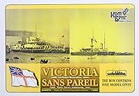 1/ 350イギリス海軍victoria-class Battleship
