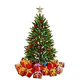 NICEXMAS クリスマスツリー トップ クリスマス ツリー オーナメント 飾り (クリスマスツリー トップ)
