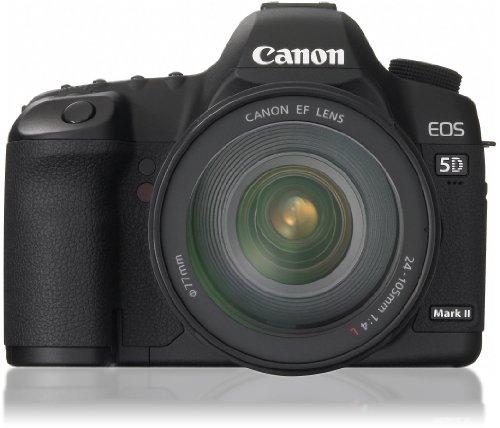 良品 Canon EOS 5D Mark II EF24-105L IS USMレンズキット