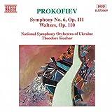 Prokofiev: Symphony No. 6 / Waltz Suite