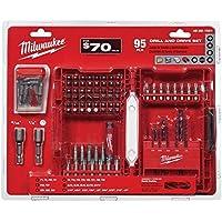 Milwaukee 48 – 89 – 1561ドリル&ドライブ95 Piece Set