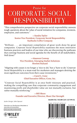csr and social harmony in prc