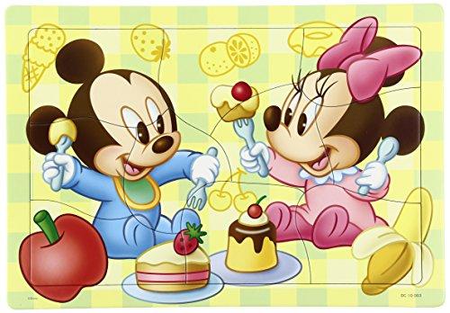 10ピース 子供向けパズル ディズニー おいしいね!  【チャイルドパズル】
