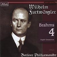 ブラームス:交響曲第4番|ハイドンの主題による変奏曲