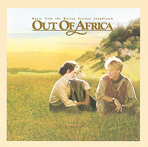 『Out Of Africa: Music From The Motion Picture Soundtrack』のトップ画像