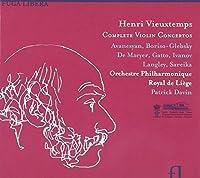Complete Violin Concertos by Vieuxtemps (2011-03-08)
