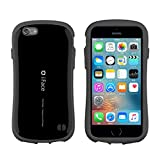 iPhoneSE iPhone5s iPhone5 ケース カバー iFace First Class ストラップホール付き 正規品 / ブラック