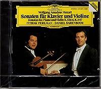 Piano & Violin Sonatas