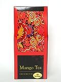 ANUGRAH ALAM Mango Tea マンゴー ティー 25パック入り【 BALI バリ 南国 お土産 人気 インドネシア ジャワ 紅茶 クプクプ オーガニック フレイバー tea ティーバッグ 】[並行輸入品]