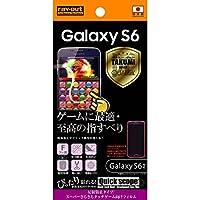 レイ・アウト Galaxy S6 フィルム スーパーさらさらタッチゲーム向けフィルム RT-SC05GFT/G1