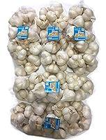 2019年青森県産ホワイト六片にんにく業務用訳あり10 kg Mサイズ中心