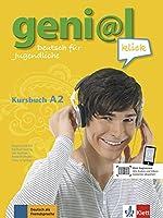 geni@l Klick: Kursbuch A2 mit 2 Audio-CDs