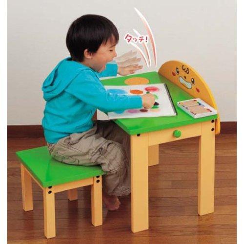 3歳からのリビング学習机 つくえちゃん先生