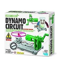 Kit de fabrication Green Science : Circuit Dynamo [並行輸入品]