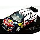 【ixo/イクソ】1/43 シトロエン C4 WRC #1 2010 ラリーフランス S.ローブ