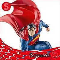 Schleich シュライヒ社フィギュア 22505 スーパーマン(立膝) Superman kneeling
