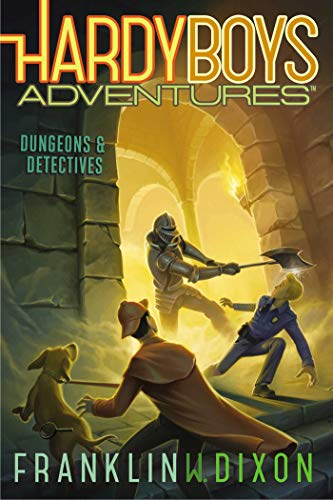 Dungeons & Detectives (Hardy Boys Adventures Book 19) (English Edition)