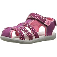 See Kai Run Girls' Paley Webbing Sport Sandal